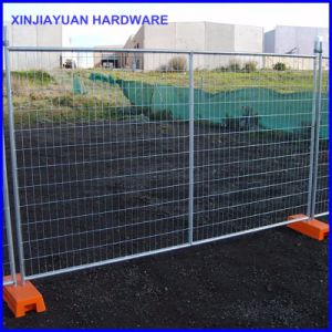 Australia Market Round Tube Temporary Fence Panel 2.1mx2.4m pictures & photos