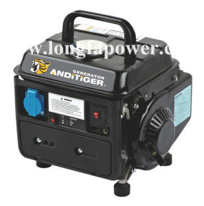Ce Soncap Approved 650W Gasoline/Petrol Portable Power Generator pictures & photos