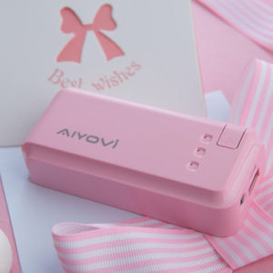 Small Portable Power Bank 5200 mAh with Different Color Design pictures & photos