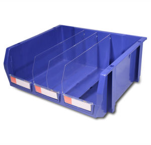 Stackable and Hangable Small Compoments Storage Solution Stoarage Bin (PK010) pictures & photos