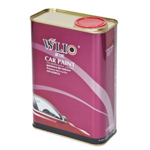 Wlio Auto Paint - High Solid Clear Coat and Hardener pictures & photos