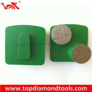 Redi-Lock Concrete Metal Polishing Pad Diamond Tool pictures & photos