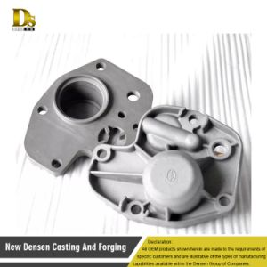 China Customised Steel Casting Parts Investment Casting pictures & photos