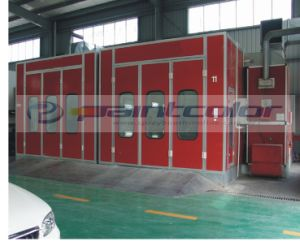 50mm Thickness Rock Wool Panel Spray Booth pictures & photos