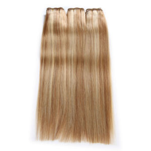 Brazilian Virgin Straight Hair Remy Human Hair Weft pictures & photos