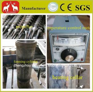 Wood Biomass Charcoal Briquette Machine pictures & photos