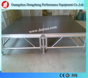 Factory Price Outdoor Compact Aluminum Assemble Stage for Show pictures & photos