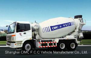 Foton Auman 6X4 Concrete Mixer Truck