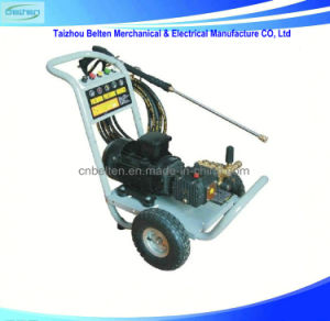 High Pressure Washer with Brass Pump Copper Wire pictures & photos