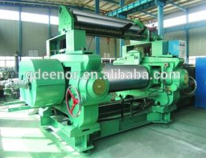 Qingdao Eenor 16 Inches Rubber Mixing Mill pictures & photos