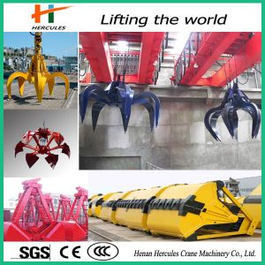 Overhead Crane Grab for Handling Bulk Material pictures & photos
