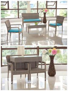 Patio Wicker Sofa Set / Outdoor Garden Rattan Stackable Sofa Set (BZ-SF088)