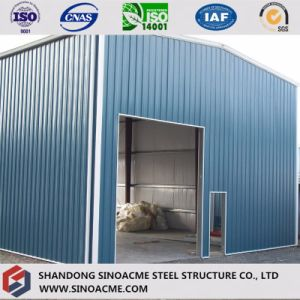 Light Steel Structure Warehouse for Mini Barn pictures & photos