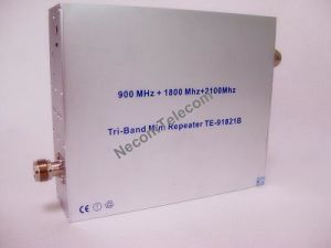 GSM/3G Triple Band Cellphone Repeater, Signal Booster pictures & photos