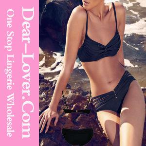 Black Stripes Overlay Bikini pictures & photos
