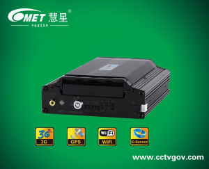 H. 264 Network DVR with 3G GPS WiFi Function pictures & photos