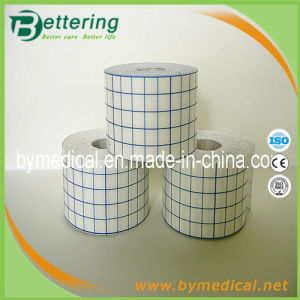 Hypoallergenic Spunlaced Nonwoven Fixation Dressing Cover Roll Tape pictures & photos