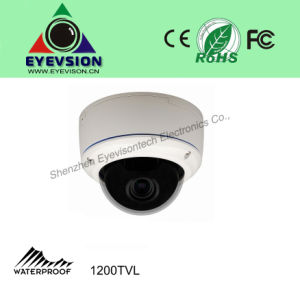 "1/3"" 1200tvl CCD Camera for Outdoor Dome Security Camera (EV-238N38D) pictures & photos"