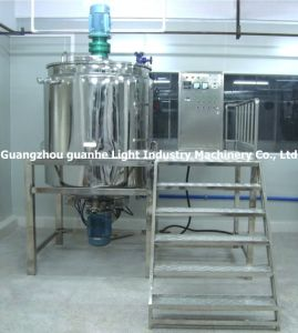 Wash Liquid Emulsifying Machine (mixer with homogenizer) pictures & photos