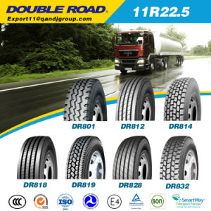 Manufacturer Radial Tyre 11r22.5 with DOT Smartway (11r22.5 11r24.5) pictures & photos