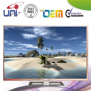 "Good Quality LED TV 50"" with HDMI//USB/VGA pictures & photos"