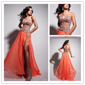 Sweetheart Long Prom Dress