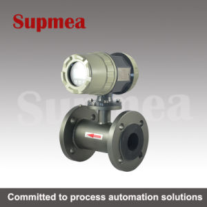 Flow Meter Electromagnetic Stainless Steel Flow Meter
