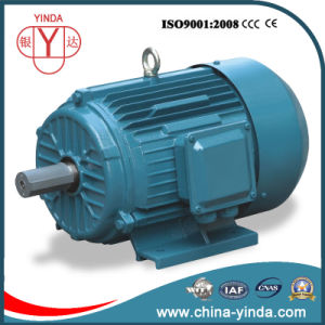 IEC 0.75 - 200 HP Tefc Three Phase Motor pictures & photos