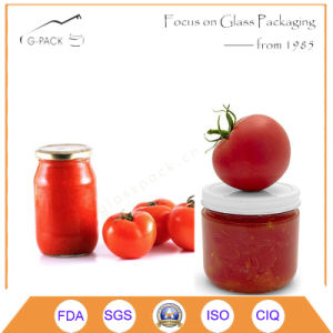 Hot Sale Various Shapes Glass Food Jars with Cap pictures & photos