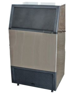 150kgs Commercial Flow Type Cube Ice Machine pictures & photos