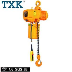 China 2ton Electric Chain Hoist With Motorized Trolley