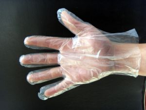 PE Glove, HDPE Disposable Glove pictures & photos