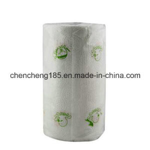 Kitchen Special Toilet Paper Embossed Toilet Paper Fk-356 pictures & photos