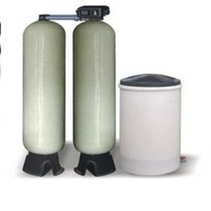 FRP Sulfur & Iron Filter System Twin-Tank/ FRP Softener Tank pictures & photos