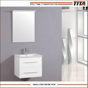 MDF Bathroom Mirror Cabinet TM8008 pictures & photos