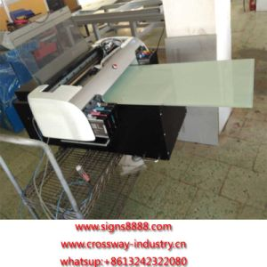 China Good UV Flatbed Printer Supplier with 900mm Working Size