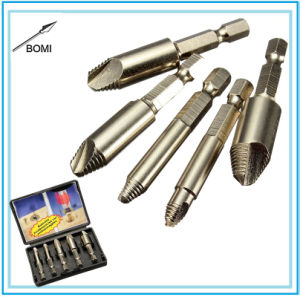 Damaged Screw Remover Set 5piece pictures & photos