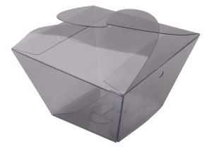 Plastic Pet Special Irregularity Clear Packaging Box pictures & photos