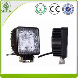 27W Square LED Work Flood Beam Lamp Light pictures & photos