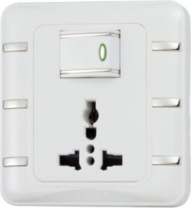 Ee-Hm-K09 13A 1 Gang Multi-Function Wall Switch pictures & photos