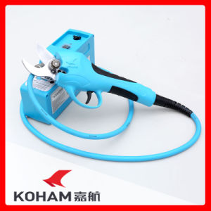 Koham Tools 36V DC Li-ion Battery Loppers Electronic Handheld Climber Cutting Scissors Powered Pruners Electrical Trimmers Pruning Shears Handheld Secateurs pictures & photos