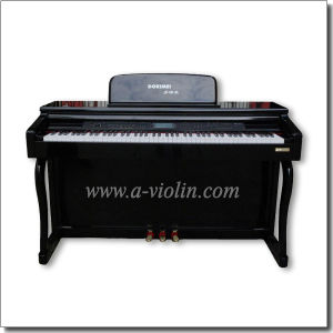 Digital Piano 88 Keys/Black Polish Upright Piano/Electronic Piano (DP606) pictures & photos