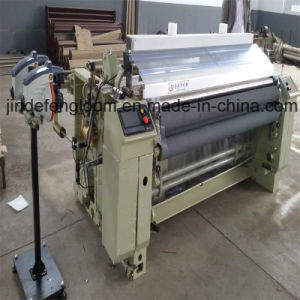 190cm Dobby Shedding Waterjet Weaving Loom Machine with Double Nozzle pictures & photos