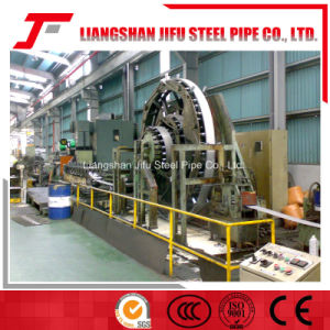 Welding Steel Tube Making Mill Line pictures & photos