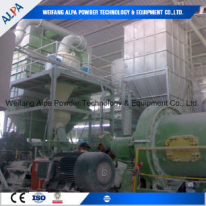 Gcc Ground Production Line 2~10um Ball Mill with Air Classifier pictures & photos