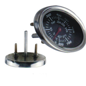 Stainless Steel Case Oven Thermometer