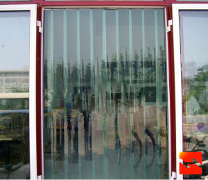 Cheep Polyester Door Curtain / Environmental Shower Curtain pictures & photos