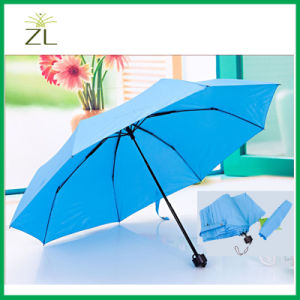 Ladies Folding Rain Umbrella pictures & photos