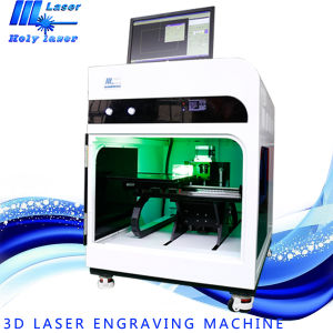 3D Laser Engraving Machine with Ce Approved pictures & photos