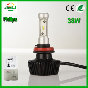 Philips 38W P84 H11 LED Car Headlight pictures & photos